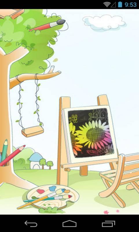 宝宝学画画截图2