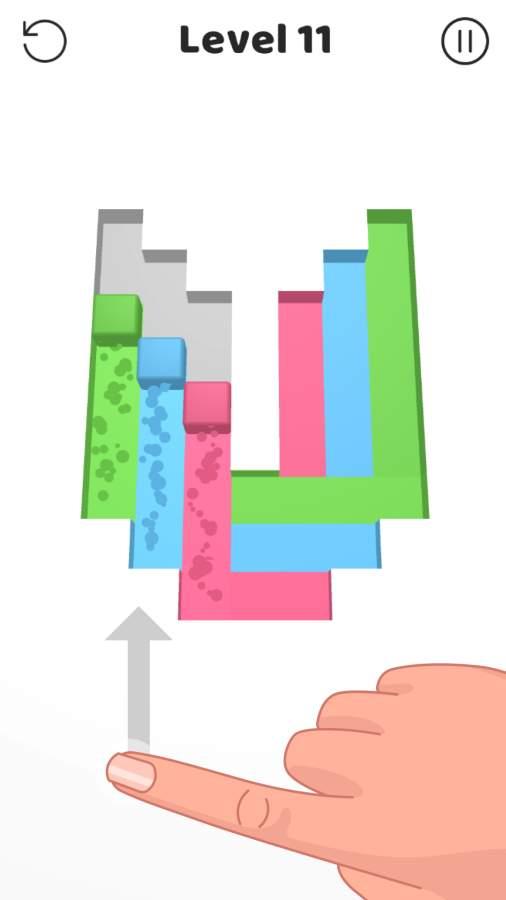 彩色滑动截图2