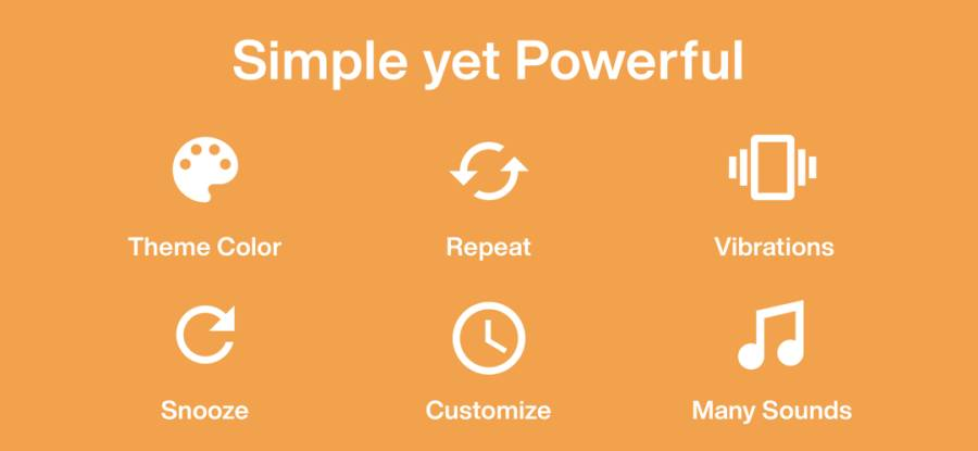 计时 & 闹钟 ListTimer Simple Timer截图4