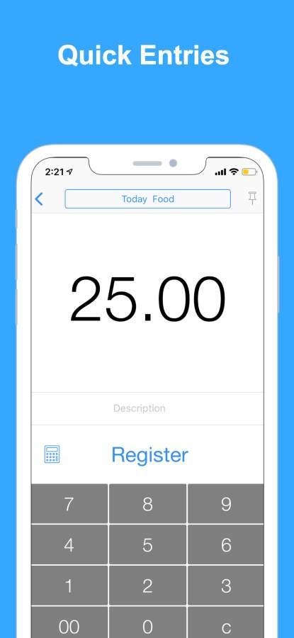 Zeny 快速简单的家庭记账应用