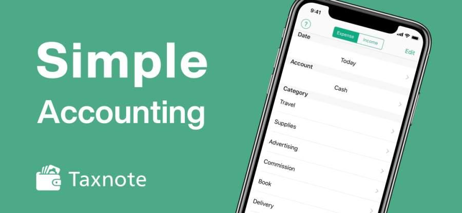 记账 Taxnote - 小企业手账财务管家