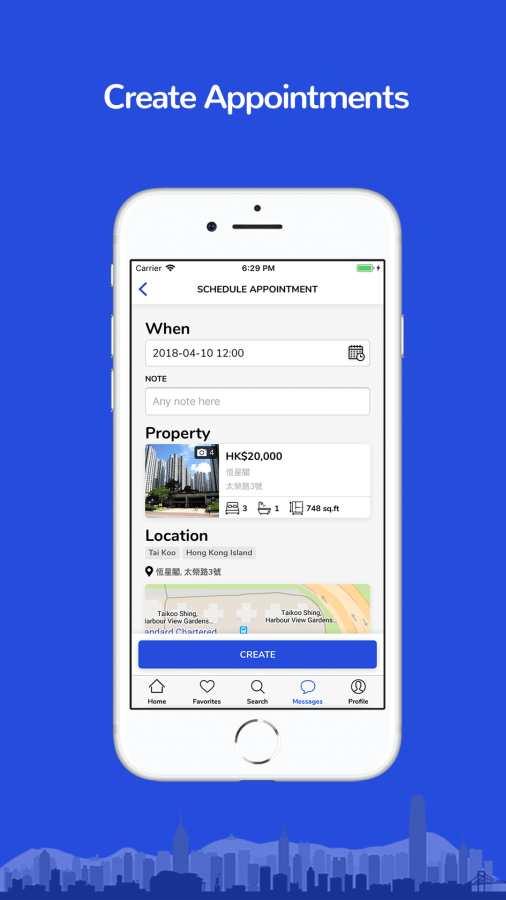 Flately - Property listings截图3