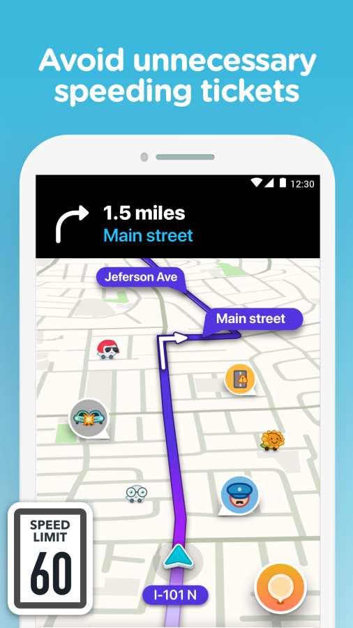 Waze交通达人截图2