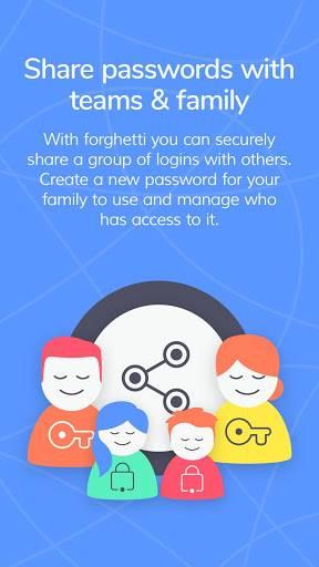 Forghetti 密码管理截图3
