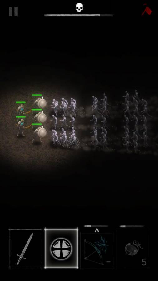 无名骑士截图1