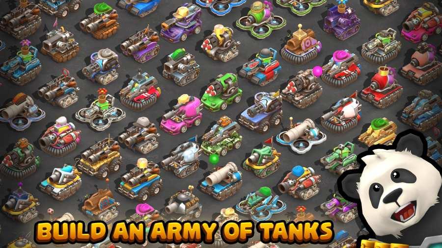 微型坦克截图1