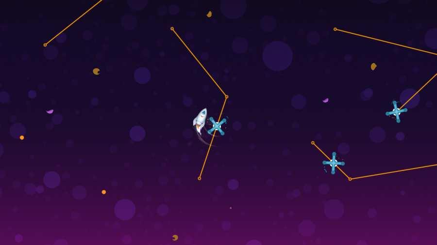 白色小火箭截图4