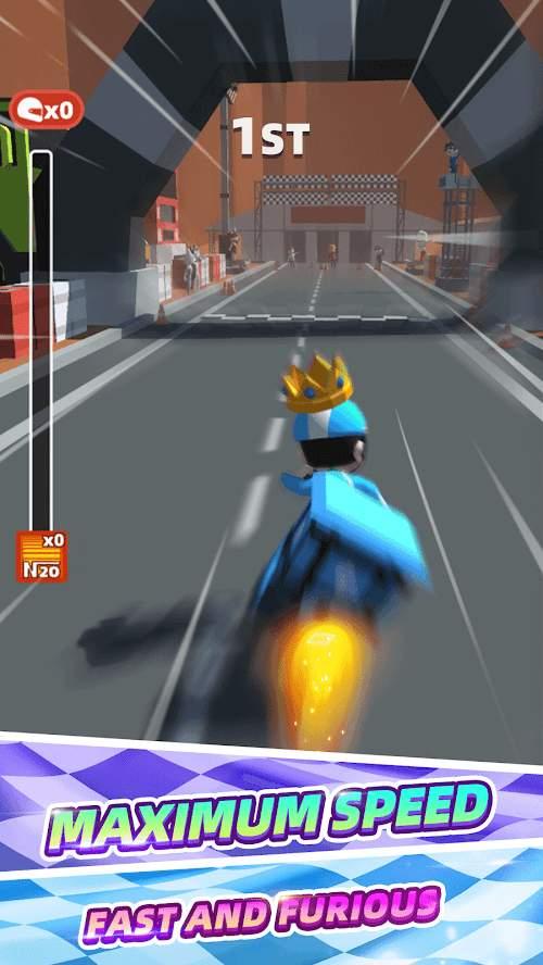 竞速摩托赛截图3