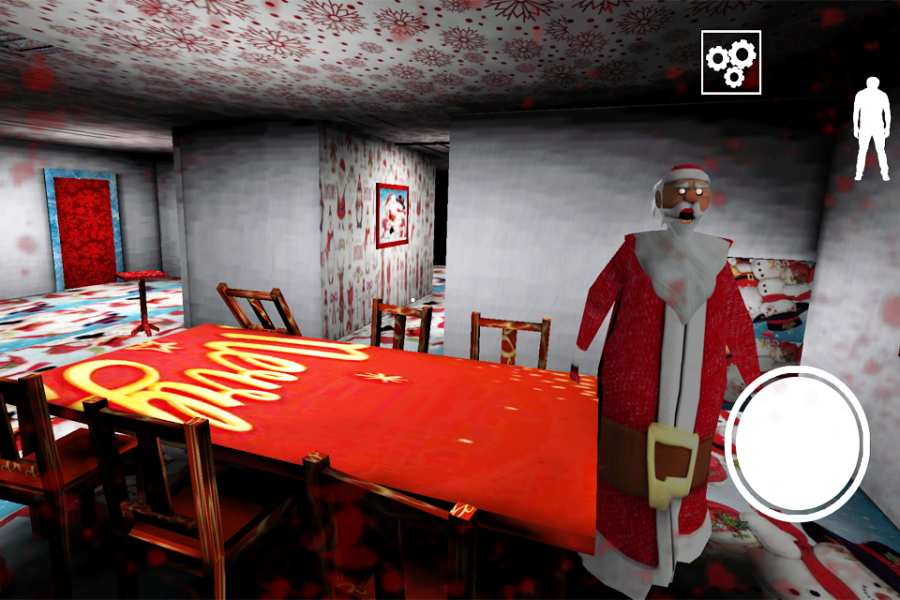 恐怖圣诞老人截图0