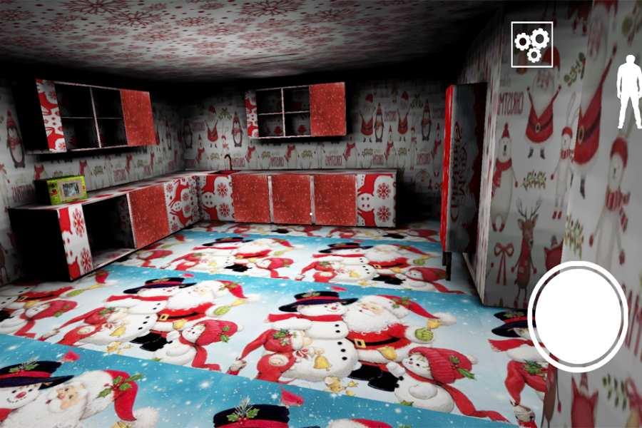 恐怖圣诞老人截图2