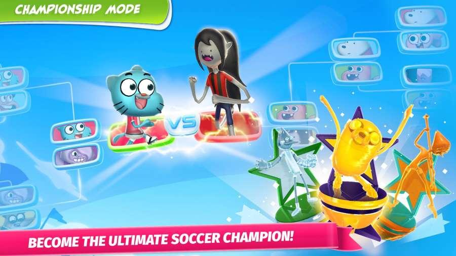 漫画明星足球:一球成名截图2