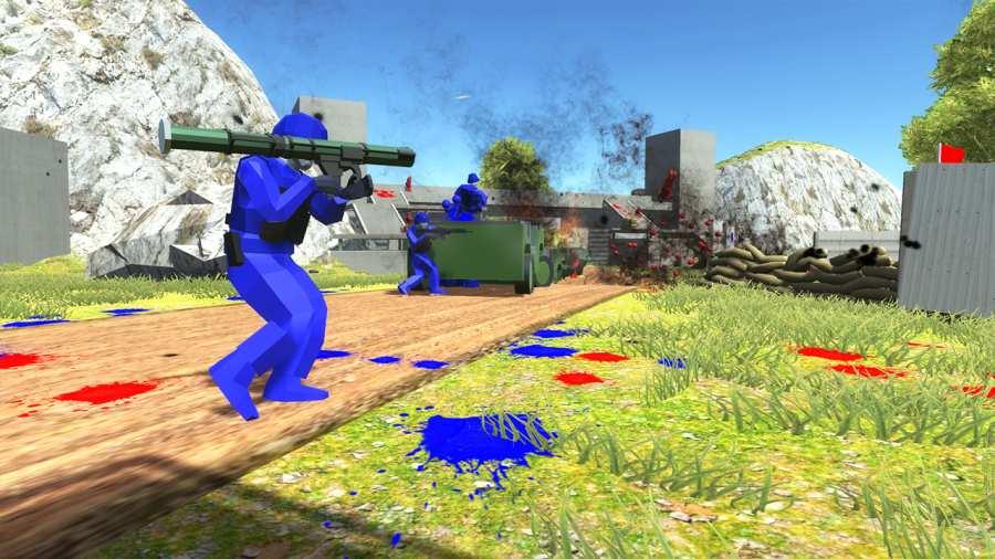 战地模拟器 测试版