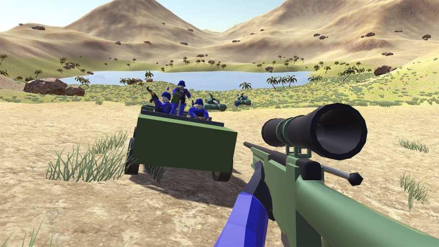战地模拟器 测试版截图1