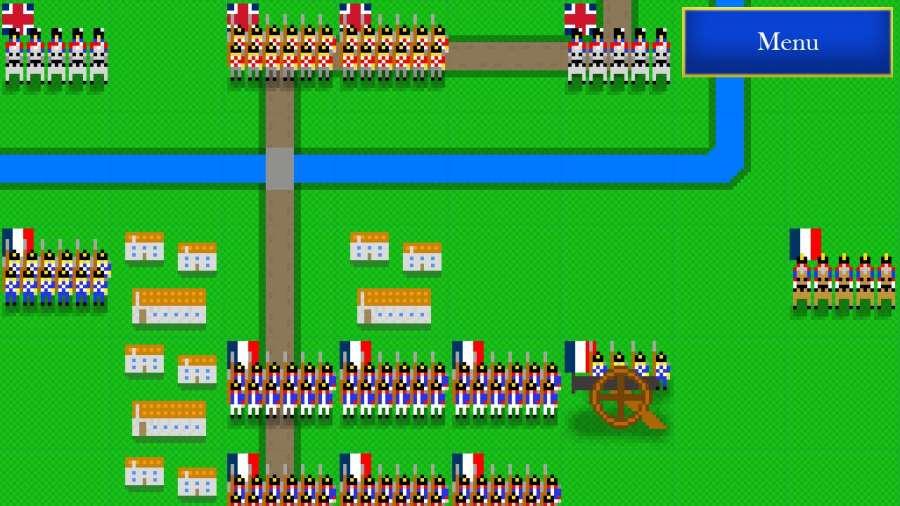 像素兵团:滑铁卢截图2