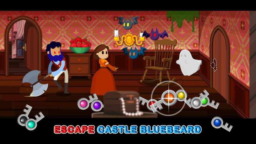 蓝胡子城堡