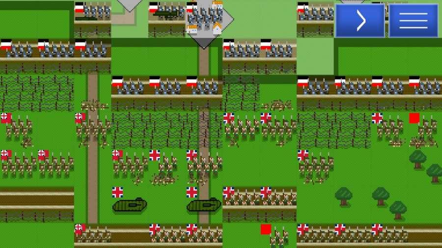 像素士兵:一战截图2
