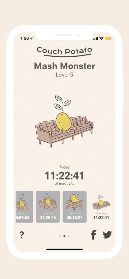 Couch Potato – Sit Tracker截图2