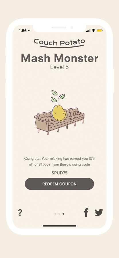 Couch Potato – Sit Tracker截图3