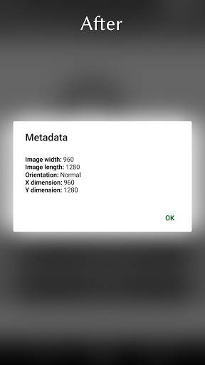 Photo Metadata Remover – Clear Exif Metadata截圖1