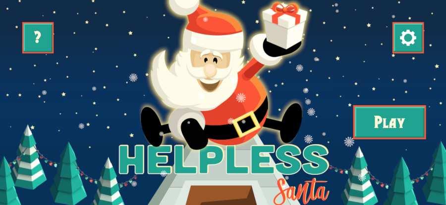 无助的圣诞老人截图0