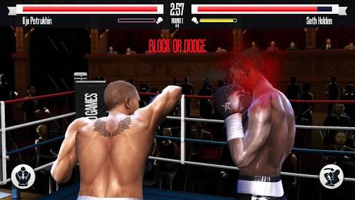 真实拳击截图0