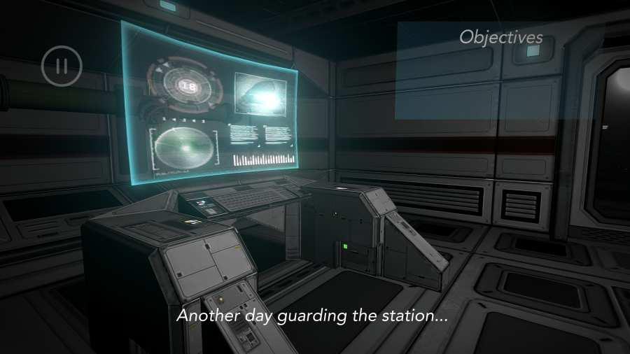 深空:第一類接觸截圖0