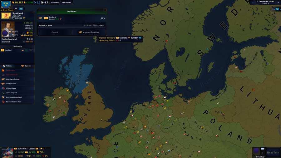 文明时代II:欧洲截图3