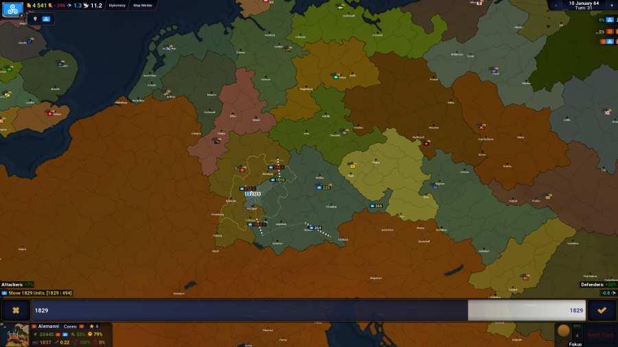 文明时代II:欧洲截图4