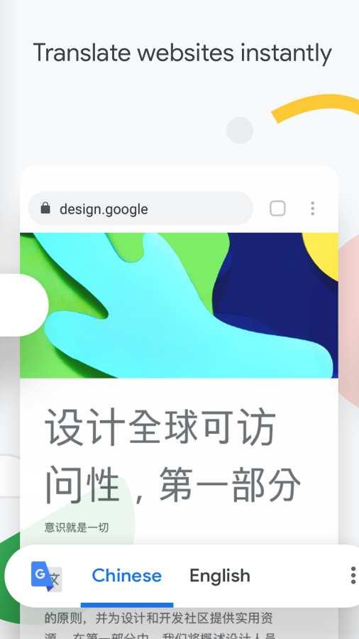 Chrome浏览器截图3