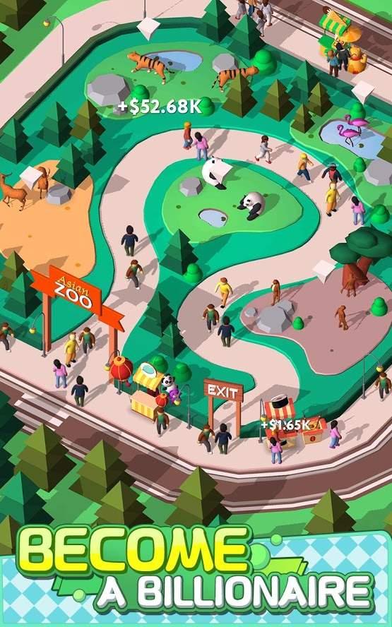 动物园梦之星截图2