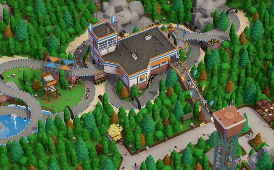 游乐园建造师 截图4