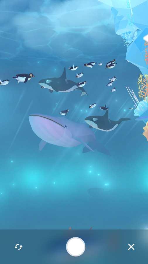 深海水族馆极地截图4