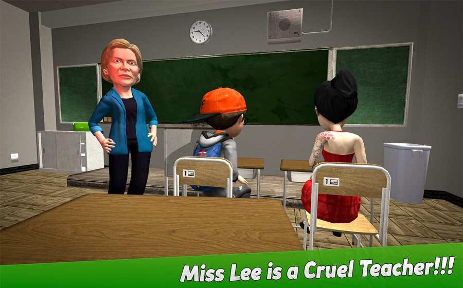 天才少女VS数学老师截图3