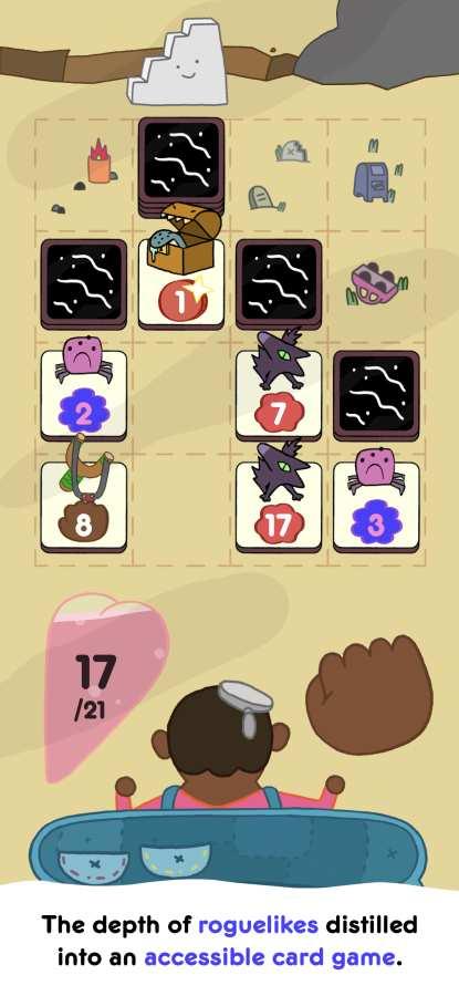 暗黑卡牌 截图1