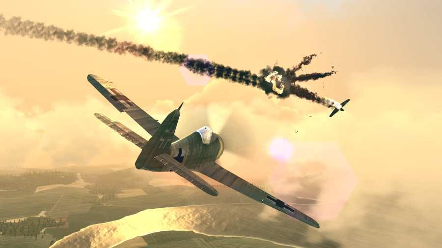二战战机:空中混战截图0