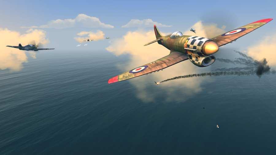 二战战机:空中混战截图1