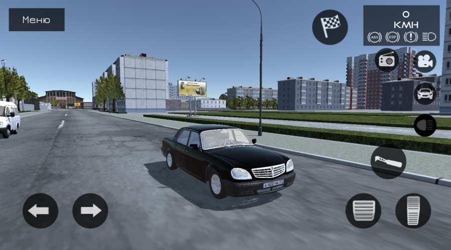 俄罗斯汽车:模拟器截图0