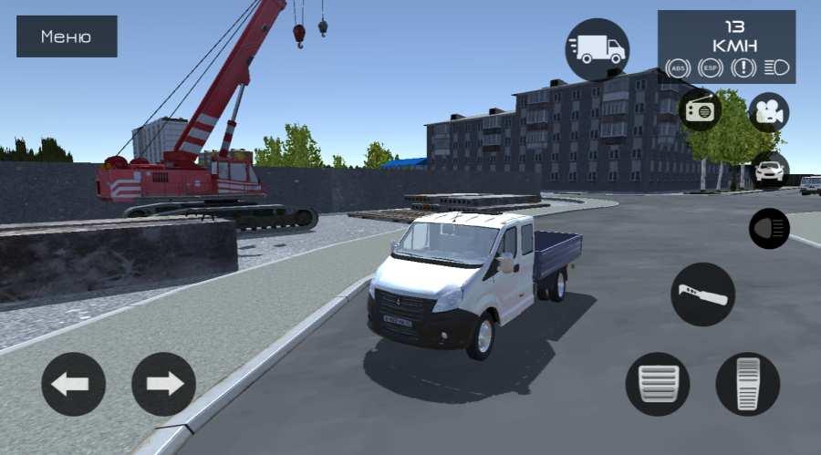 俄罗斯汽车:模拟器截图2