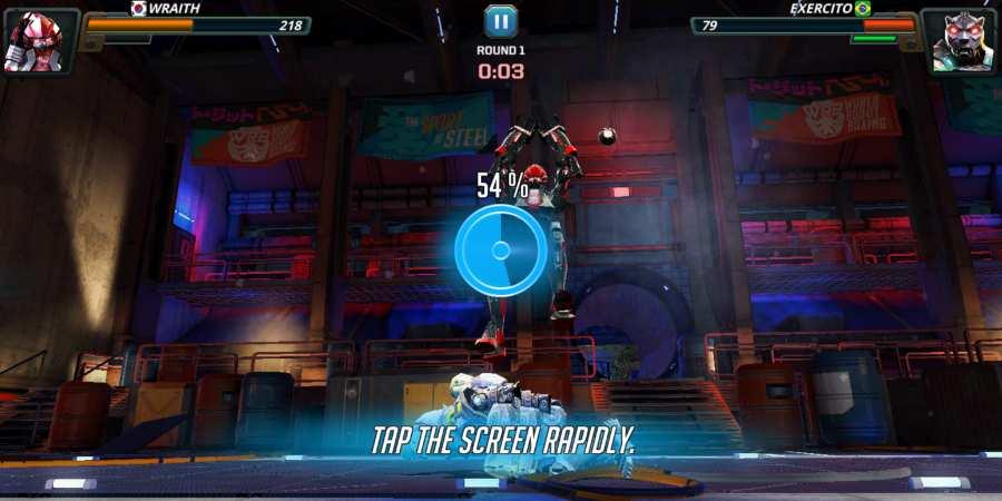 世界机器人拳击2截图2