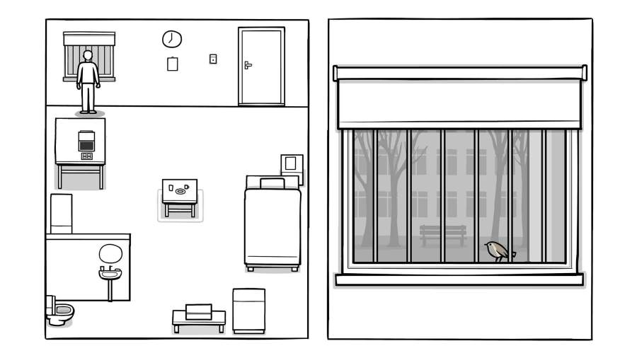 白色之門截圖2