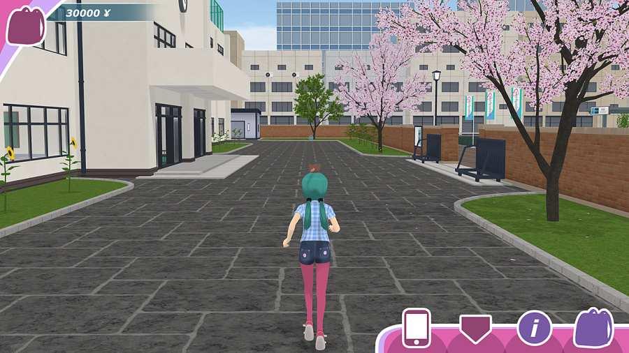 少女都市3D截圖1