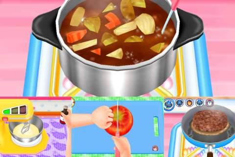 料理妈妈: 来煮饭吧!截图4