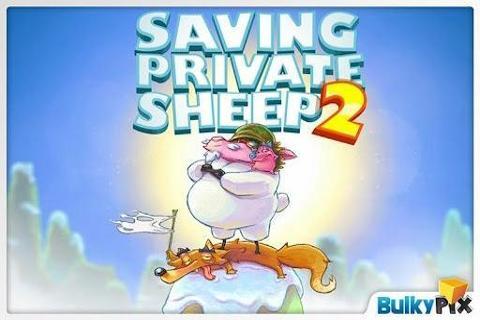 免費益智App|拯救绵羊大兵2 Saving Private Sheep 2|阿達玩APP
