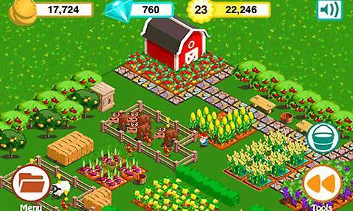 农场的故事:圣帕特里克节截图3