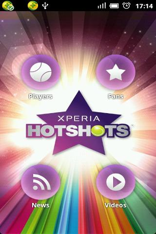 Xperia Hot Shots截图1