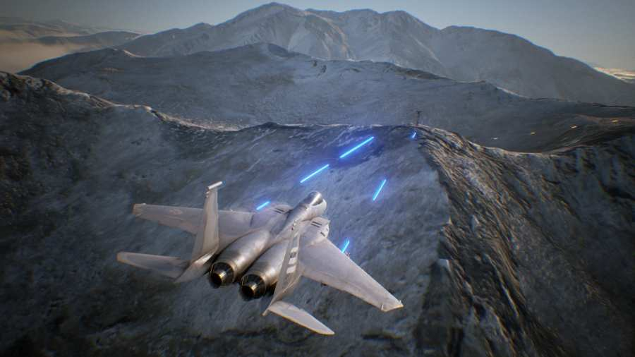 皇牌空战7:未知空域 安卓版