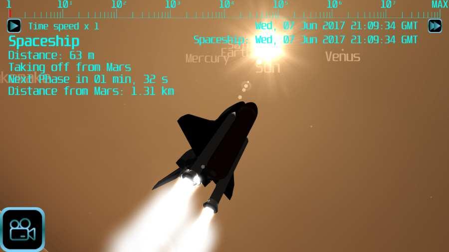 进阶宇宙飞船截图1