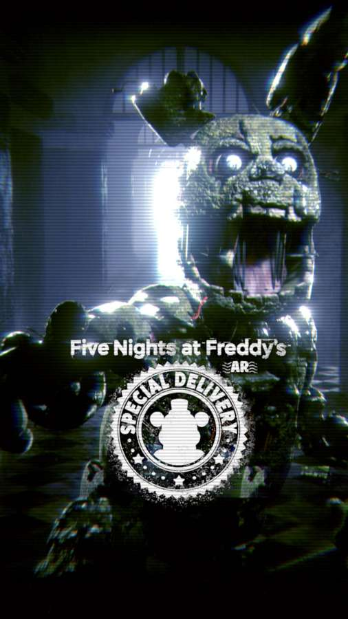 玩具熊的五夜后宫AR: 特快专递 Five Nights at Freddy's截图0