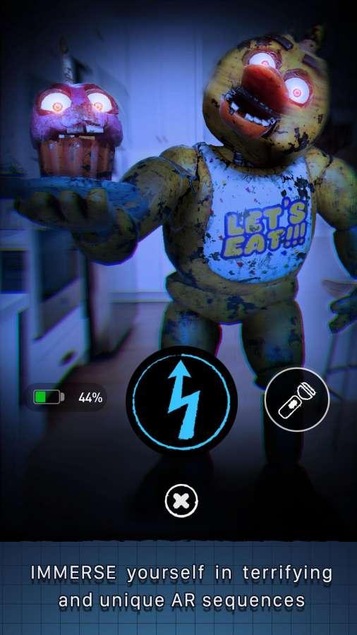 玩具熊的五夜后宫AR: 特快专递 Five Nights at Freddy's截图1