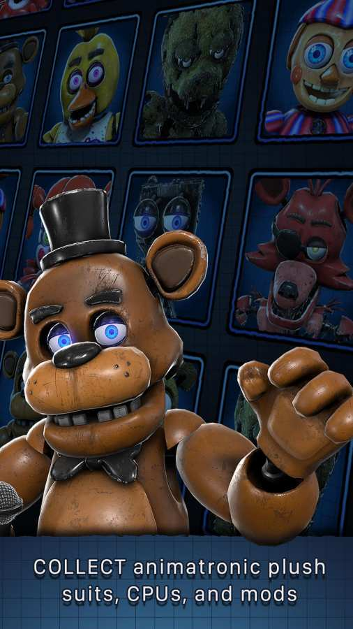 玩具熊的五夜后宫AR: 特快专递 Five Nights at Freddy's截图4